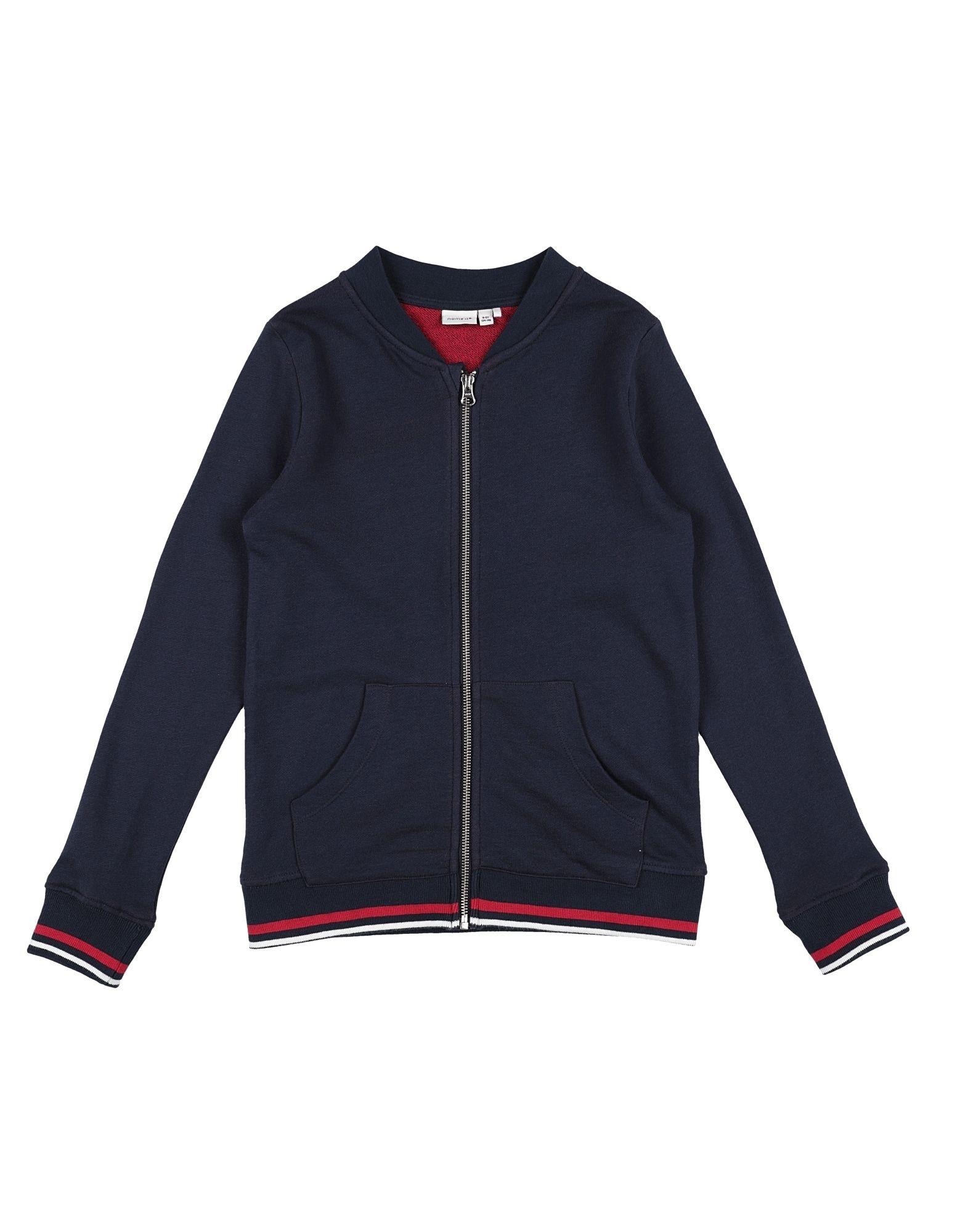 NAME IT® Jungen 9-16 jahre Sweatshirt1 blau