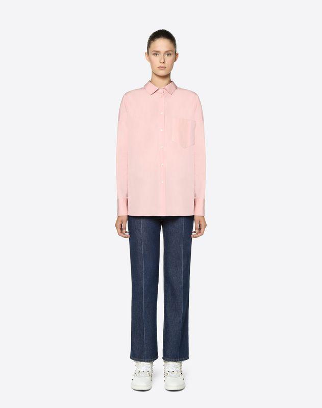 VLTN Compact Poplin Shirt