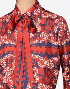 Mini Bandana Twill Shirt