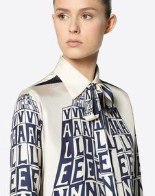Valentino Tower Twill Shirt
