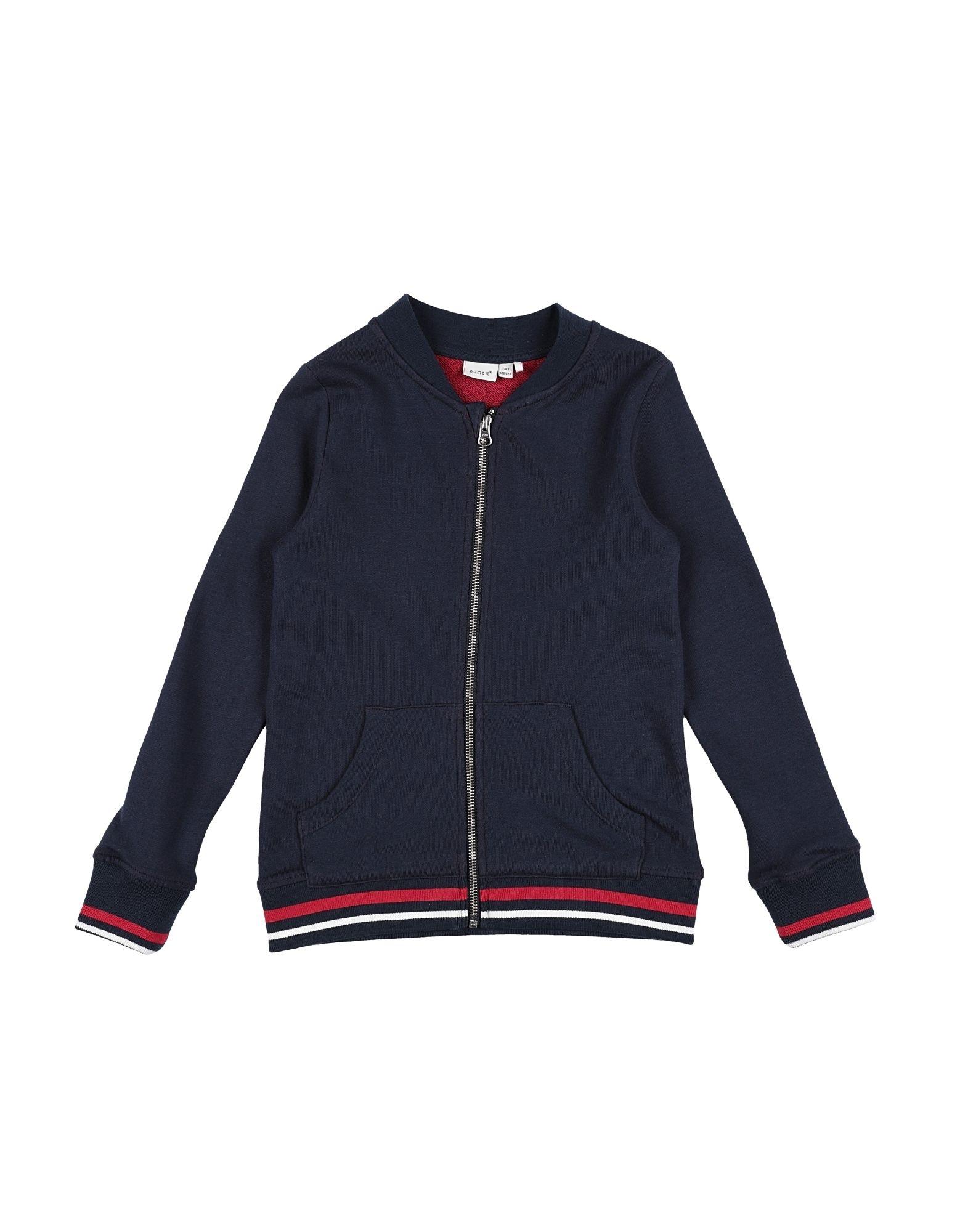NAME IT® Jungen 3-8 jahre Sweatshirt5 blau
