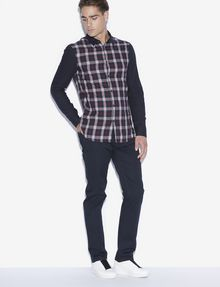 ARMANI EXCHANGE J16 STRAIGHT-FIT CLASSIC CLEAN JEAN STRAIGHT FIT JEANS [*** pickupInStoreShippingNotGuaranteed_info ***] d