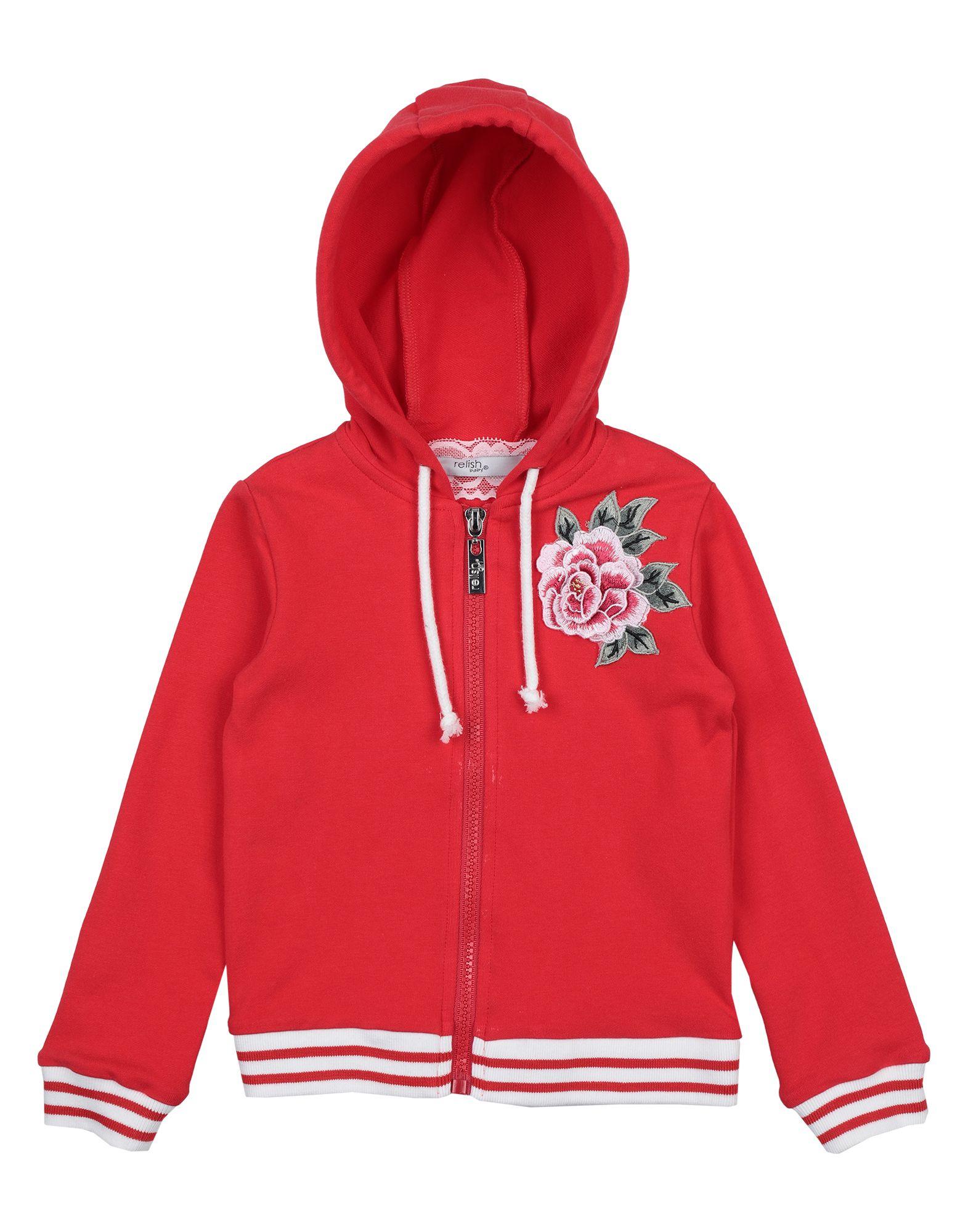 RELISH Mädchen 0-24 monate Sweatshirt10 rot