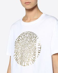 Vertigo Cotton Jersey T-Shirt