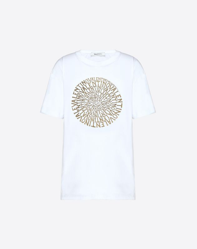 Vertigo Cotton Jersey T-Shirt