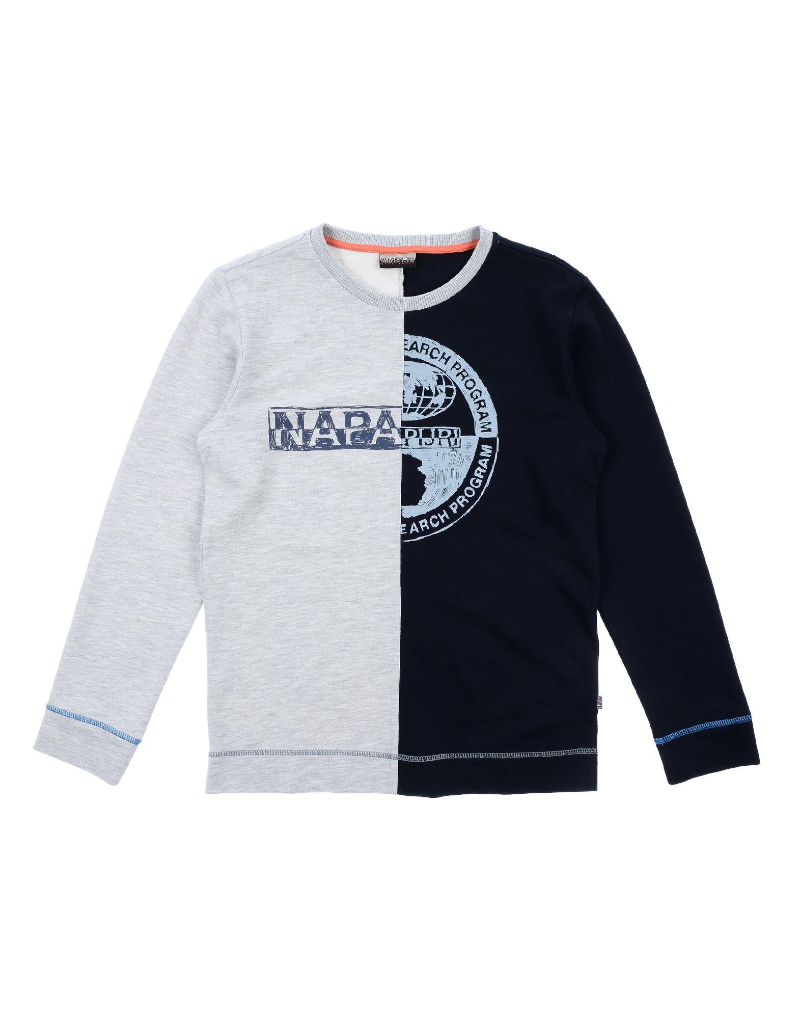 NAPAPIJRI Jungen 9-16 jahre Sweatshirt4 blau