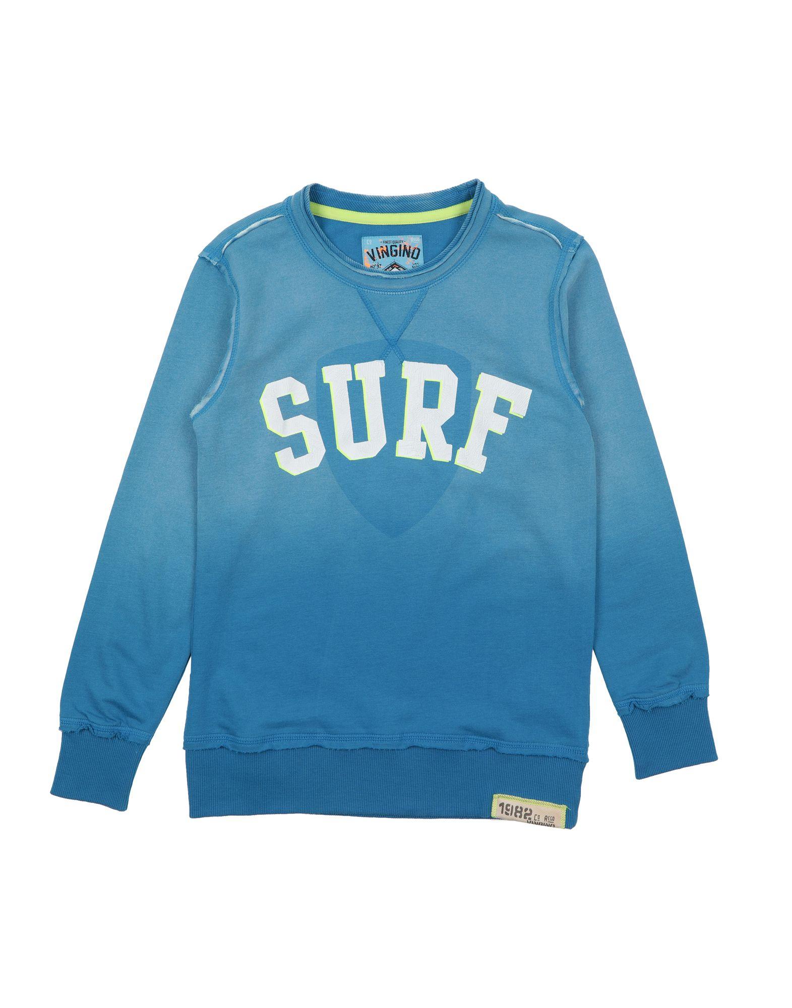 VINGINO Jungen 3-8 jahre Sweatshirt6 blau