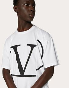 解构风格 VLOGO T 恤