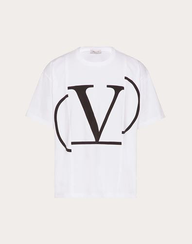 DECONSTRUCTED VLOGO T-SHIRT
