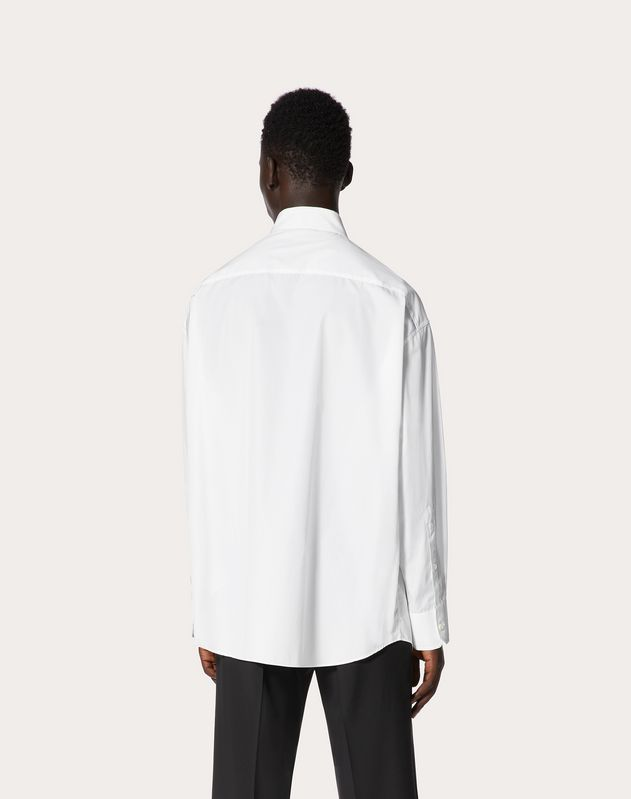 DECONSTRUCTED VLOGO OVERSHIRT