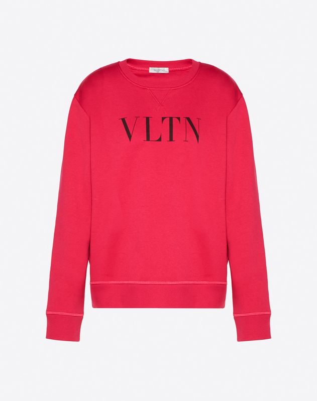 SWEAT-SHIRT COL ROND VLTN