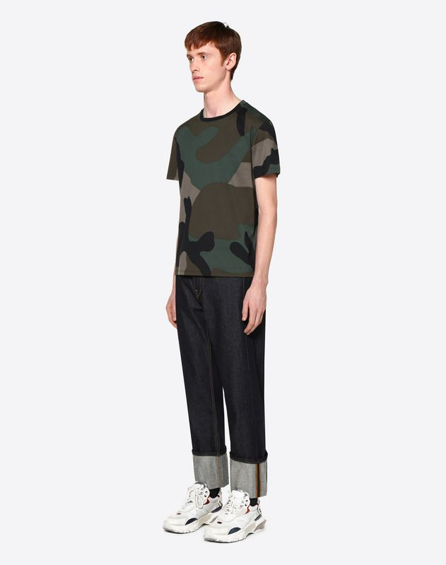 MACROCAMOUFLAGE T-SHIRT