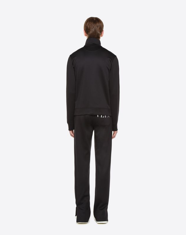 VLTN ZIPPED SWEATSHIRT