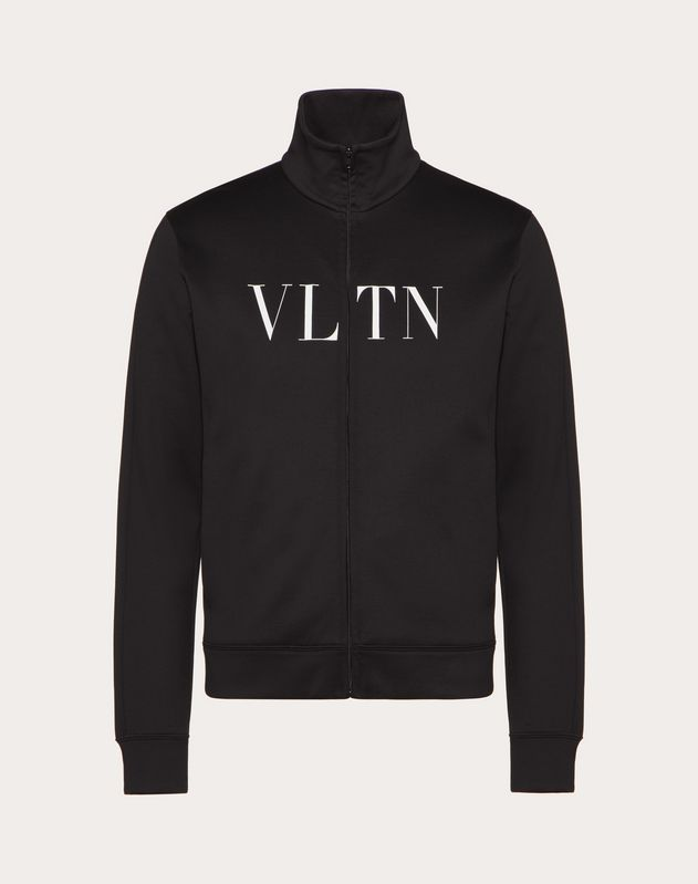 SWEAT-SHIRT ZIPPÉ VLTN