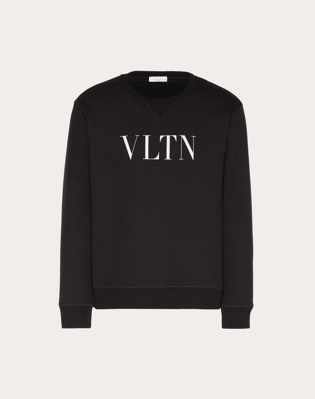 SWEAT-SHIRT À COL ROND VLTN