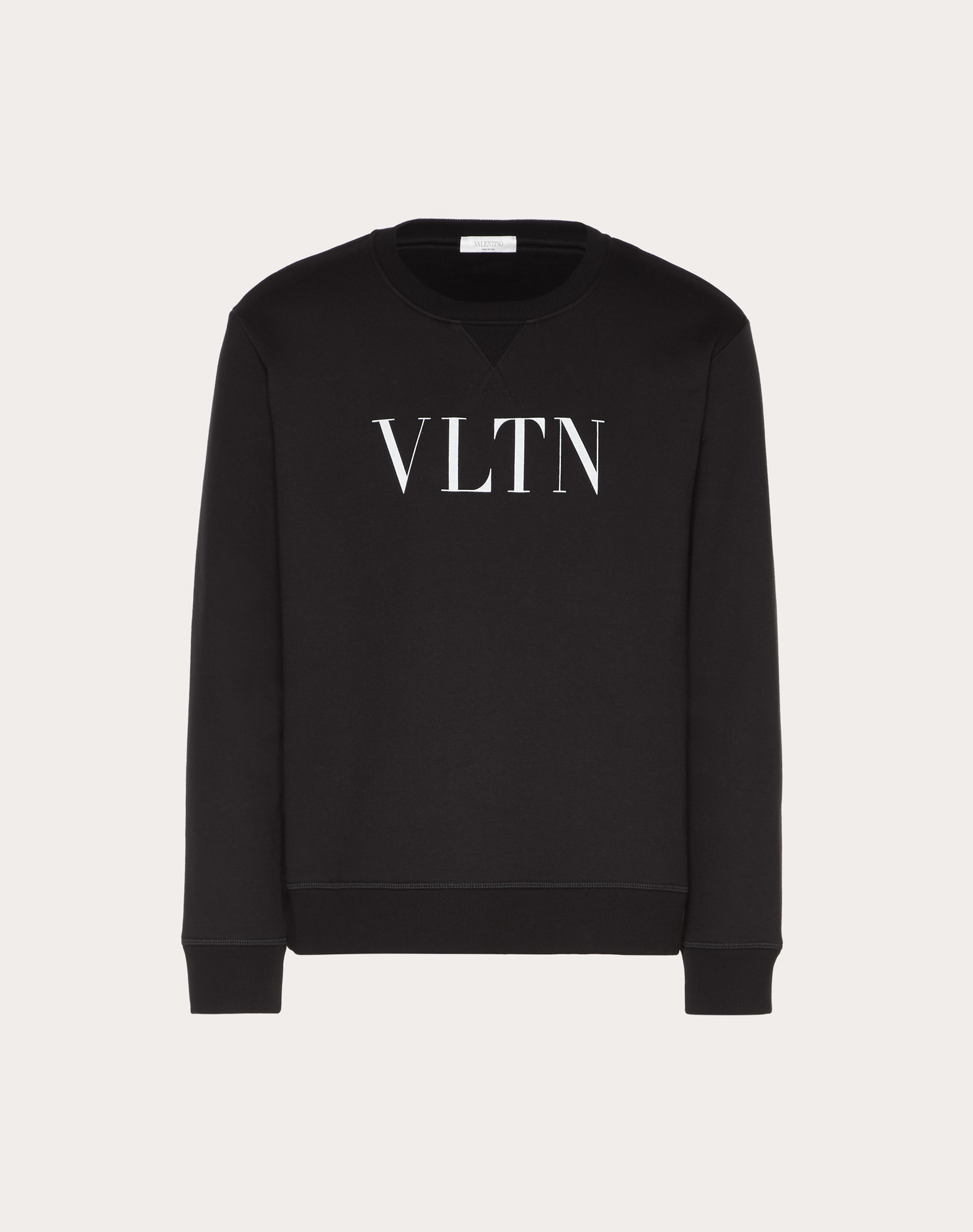 VLTN CREW NECK SWEATSHIRT