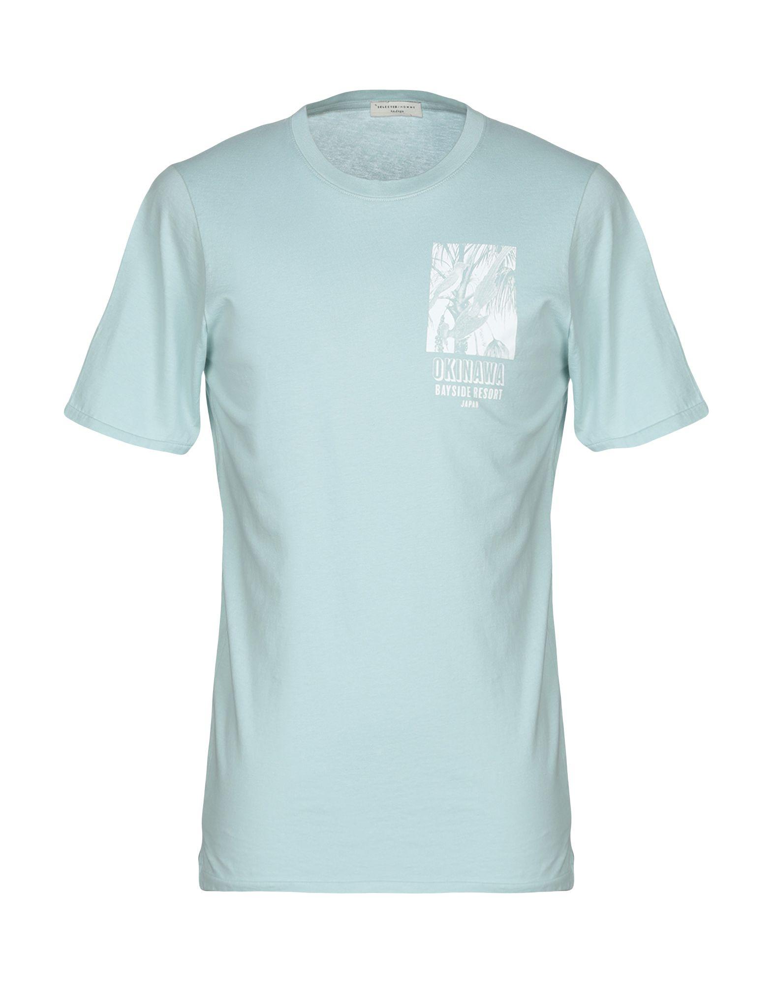 SELECTED HOMME Футболка футболка мужская selected