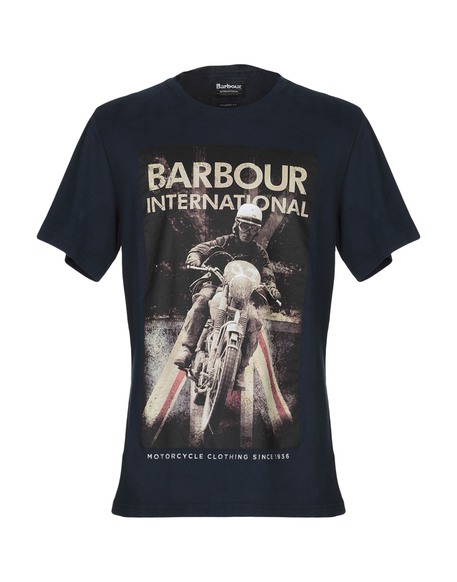 BARBOUR Футболка barbour шарф