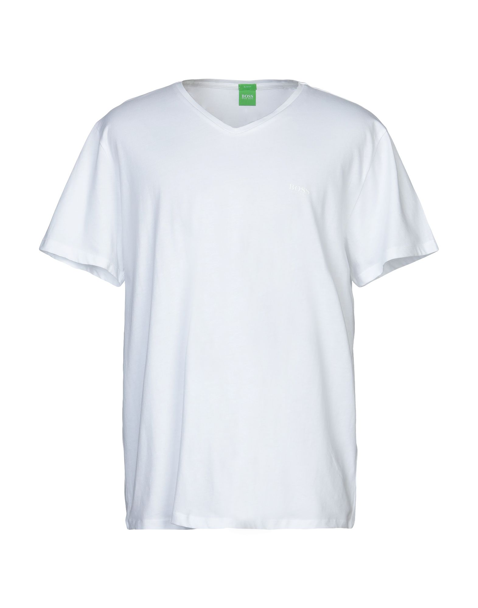 BOSS GREEN Футболка boss green меланжевая футболка