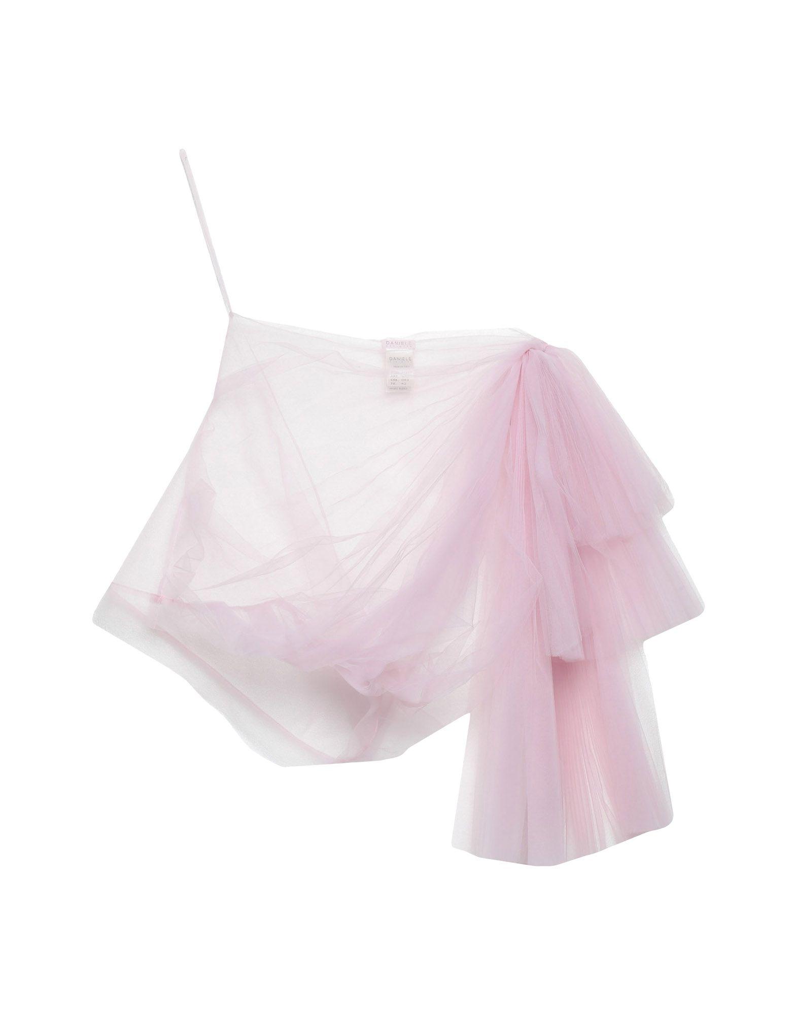DANIELE CARLOTTA Топ без рукавов daniele carlotta юбка длиной 3 4