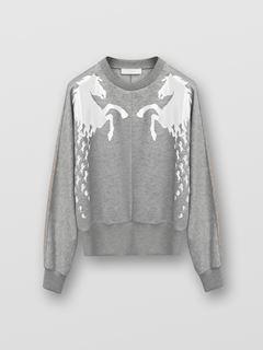 Boyish sweater