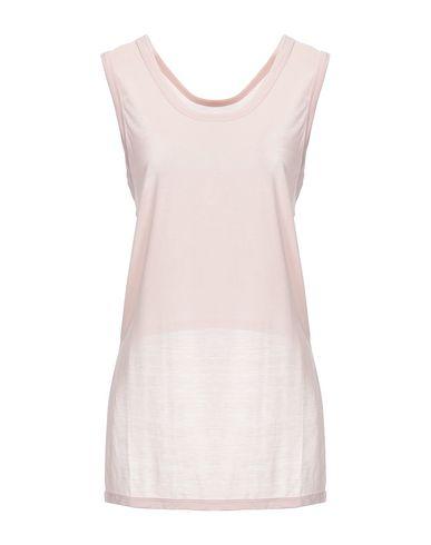 Купить Женскую майку  пастельно-розового цвета