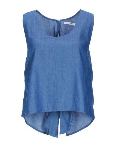 Купить Топ без рукавов от GLAMOROUS синего цвета