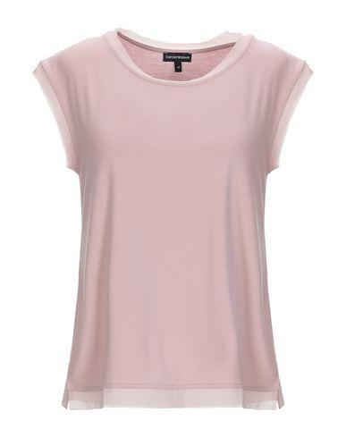 Купить Женскую футболку  пастельно-розового цвета