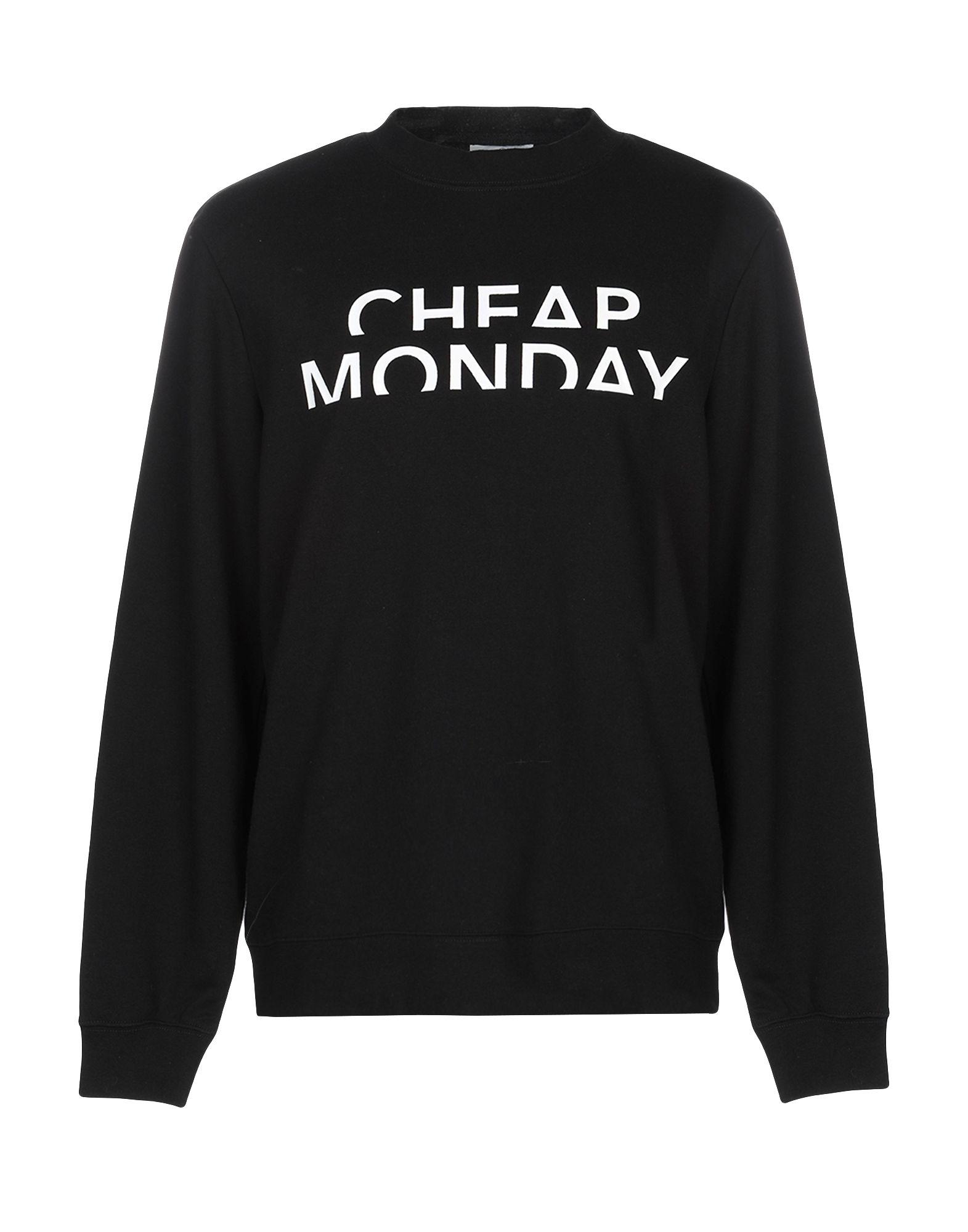 CHEAP MONDAY Толстовка толстовка cheap monday 512981 black