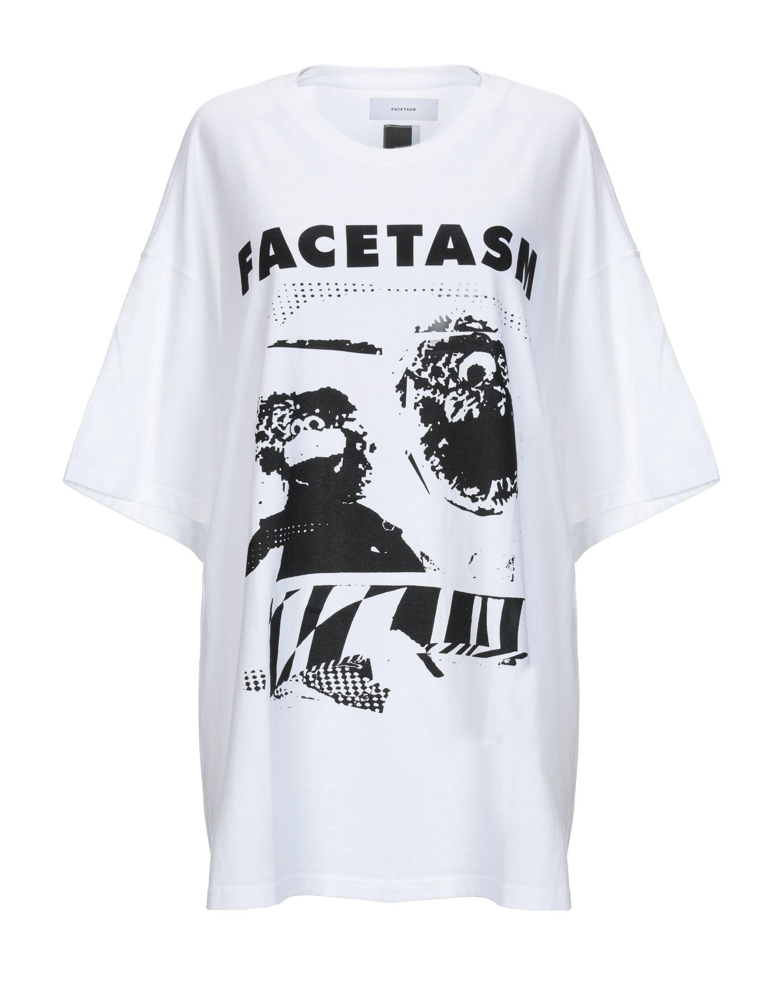 FACETASM Футболка футболка 23