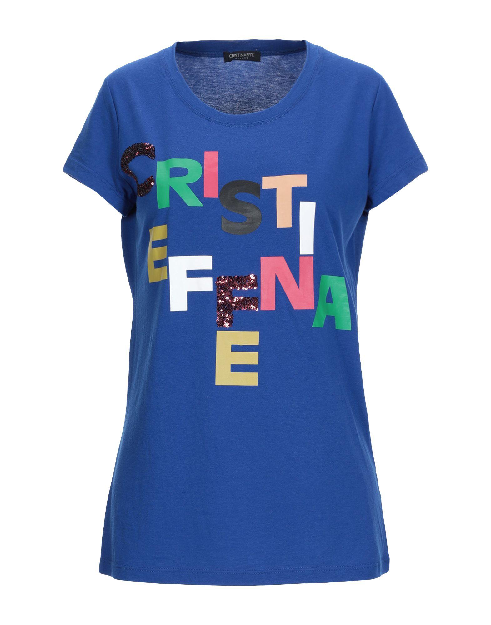 CRISTINAEFFE Футболка cristinaeffe футболка