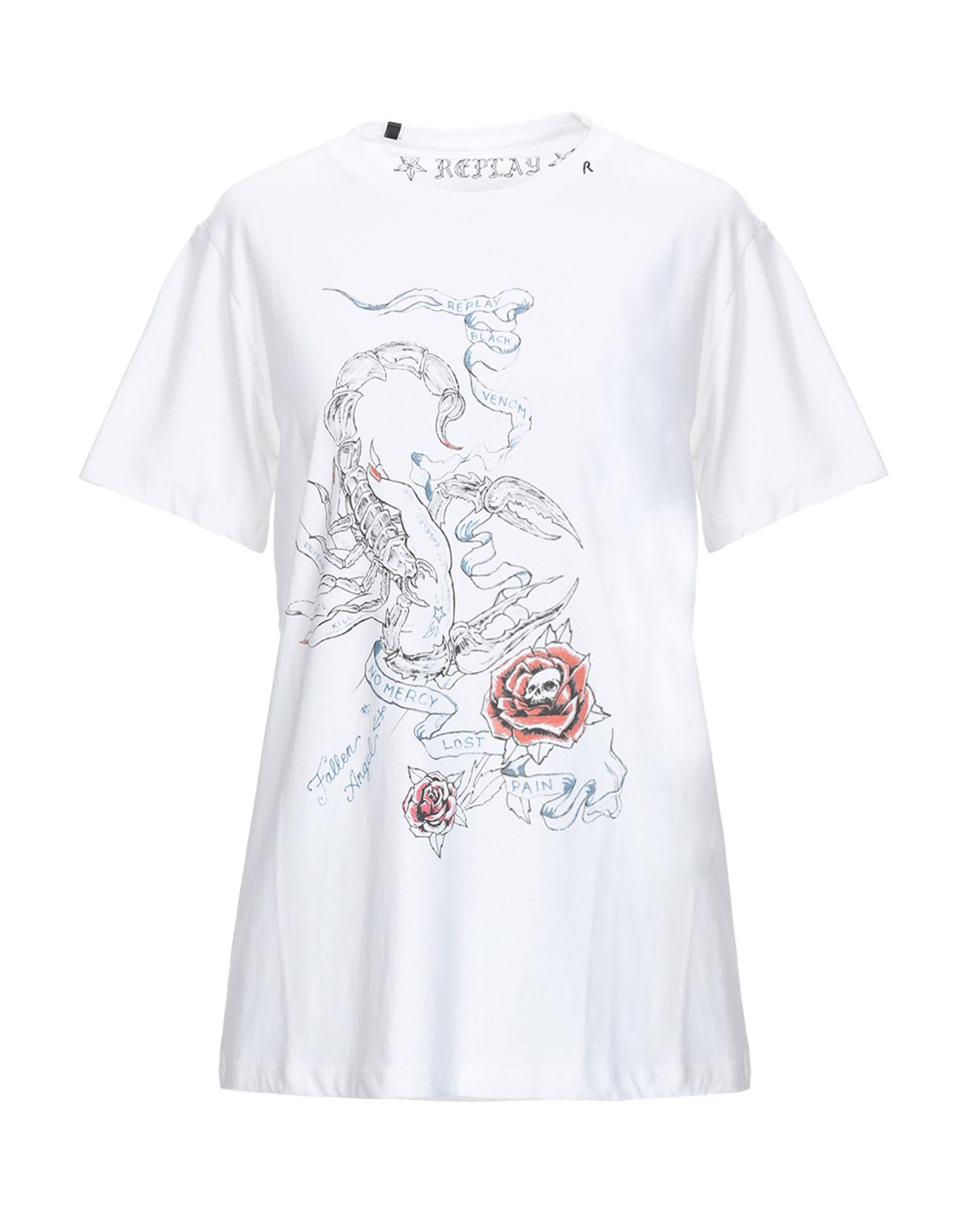 REPLAY Футболка replay футболка replay m3084 22216g 001
