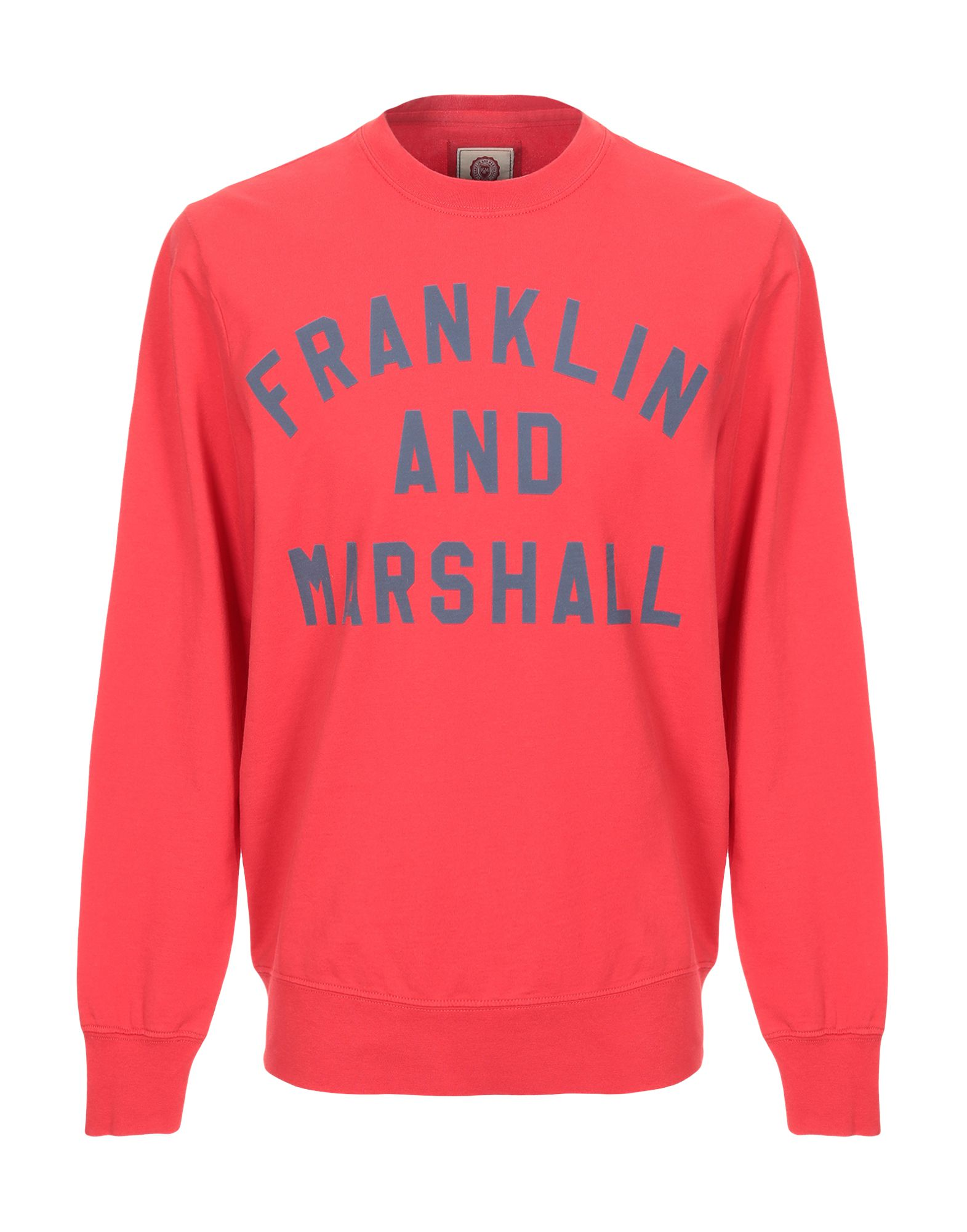 FRANKLIN & MARSHALL Толстовка колонки marshall kilburn beige