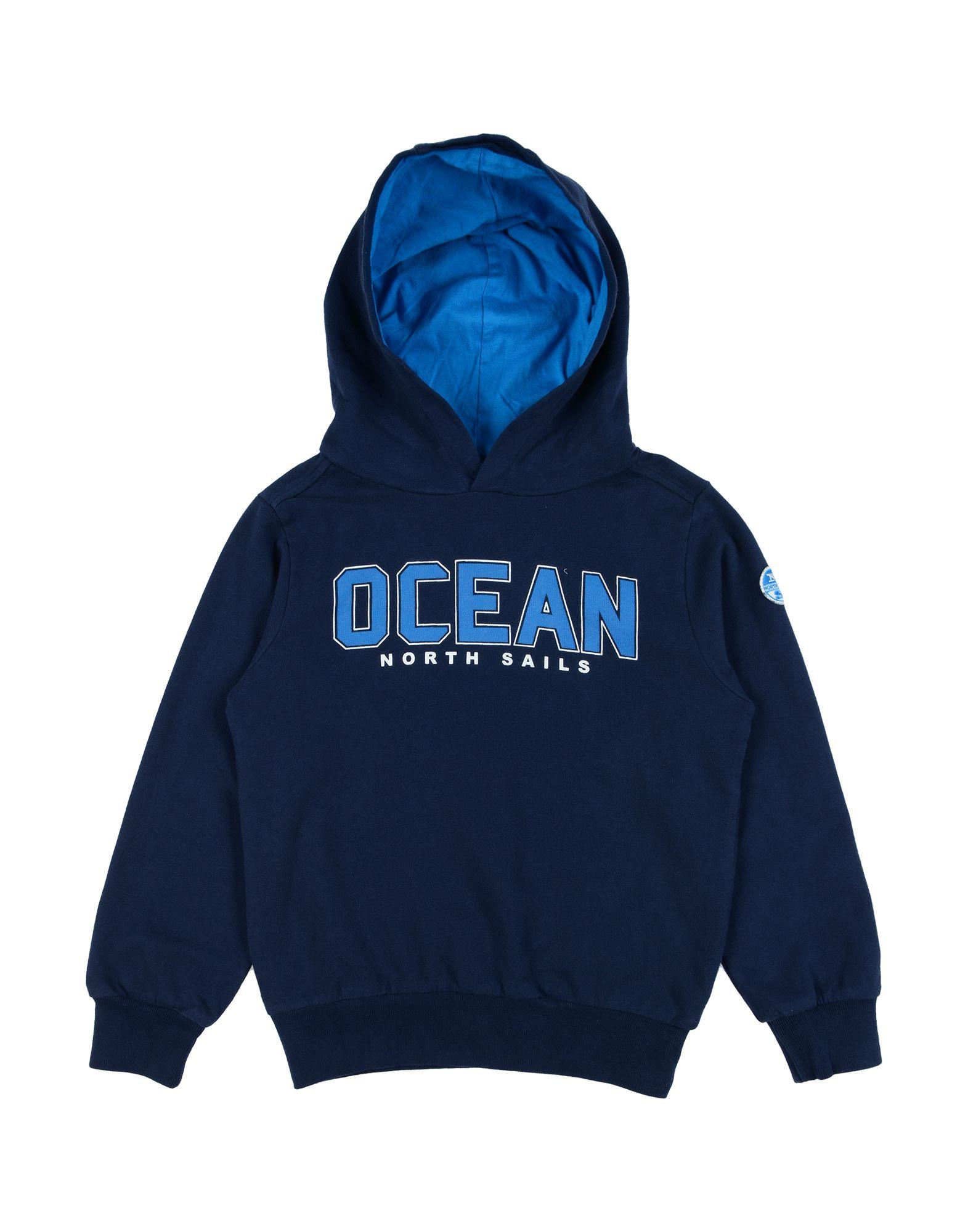 NORTH SAILS Jungen 3-8 jahre Sweatshirt4 blau