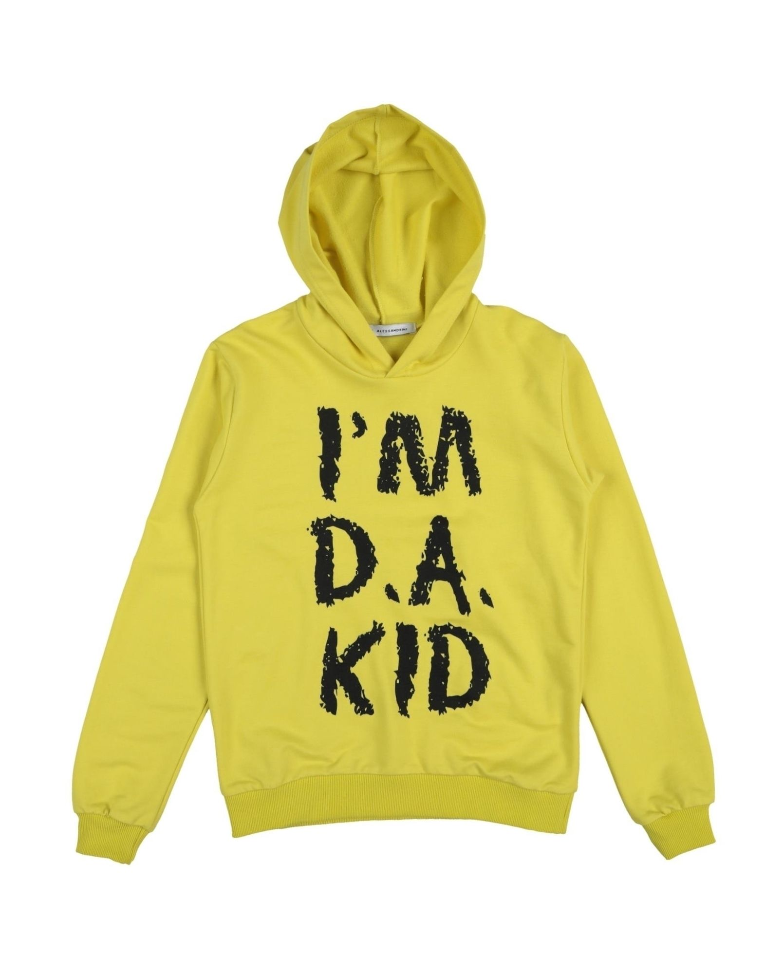 DANIELE ALESSANDRINI Jungen 3-8 jahre Sweatshirt6 grün