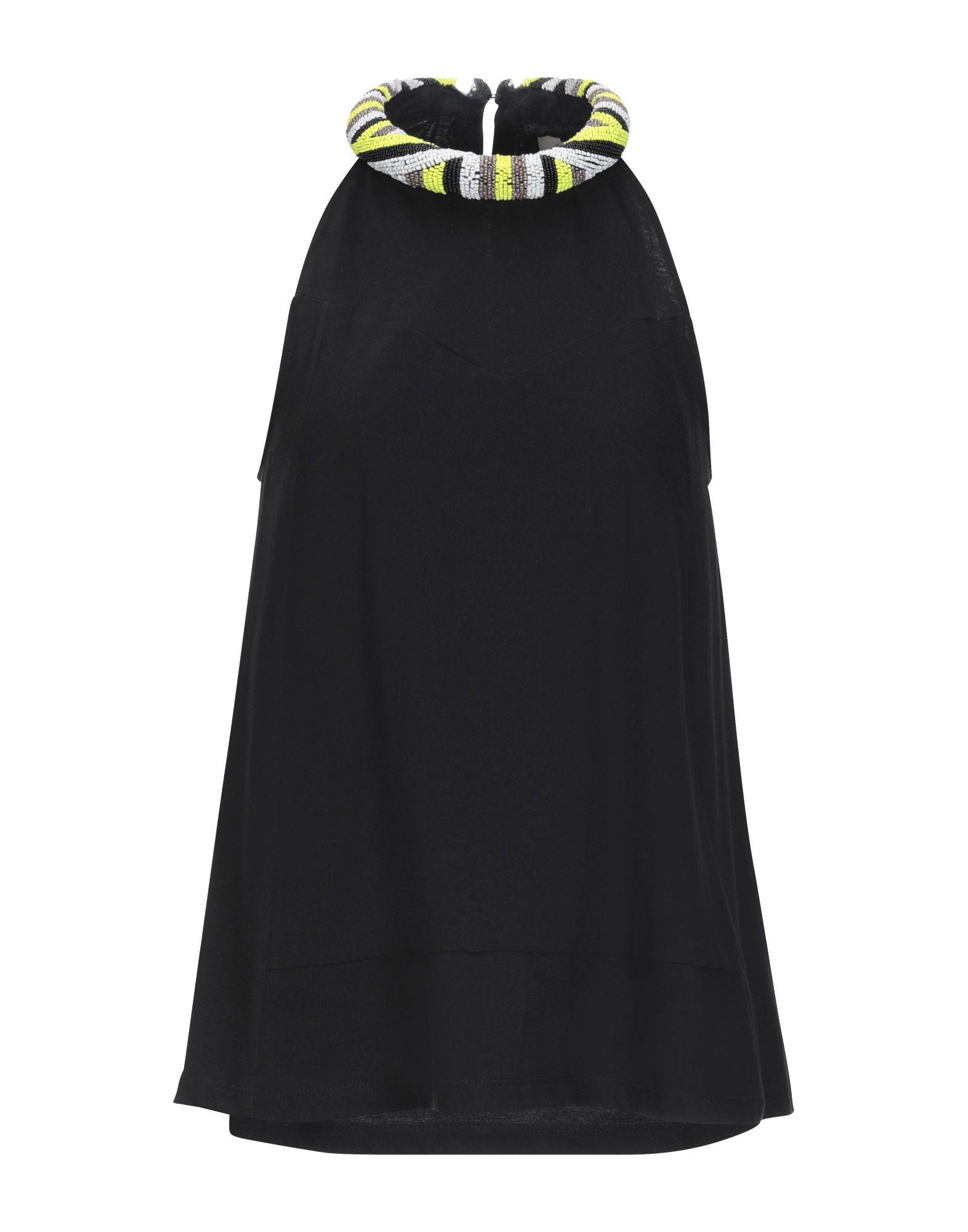 EMMA & GAIA Топ без рукавов dress emma monti платья и сарафаны приталенные