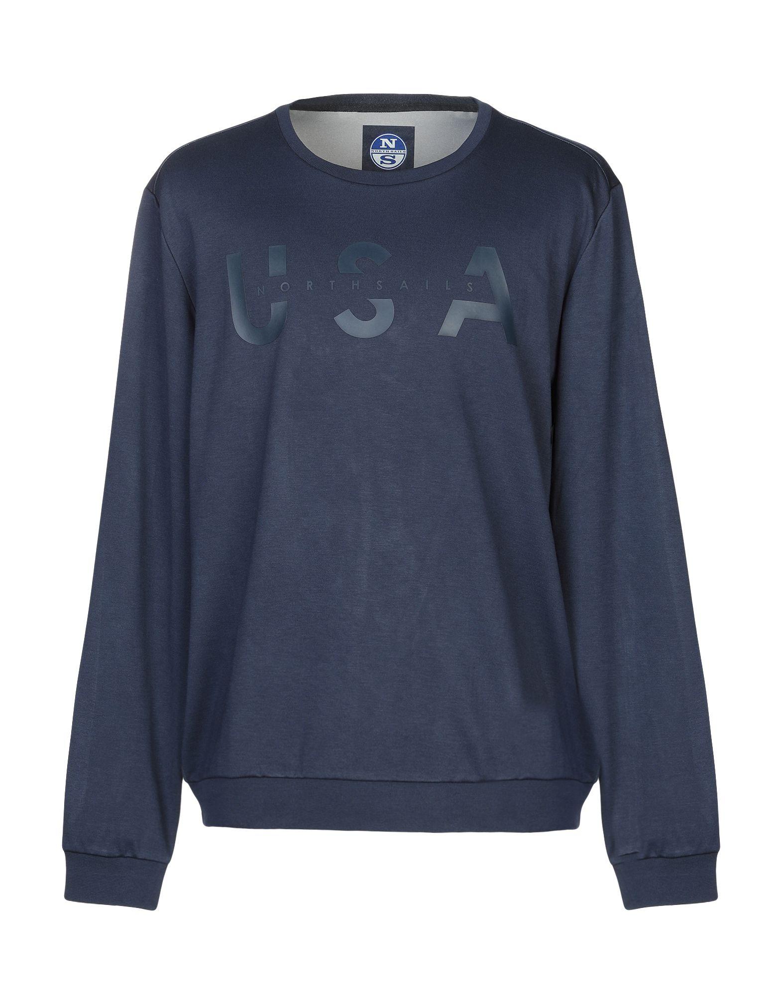 NORTH SAILS Herren Sweatshirt8 blau