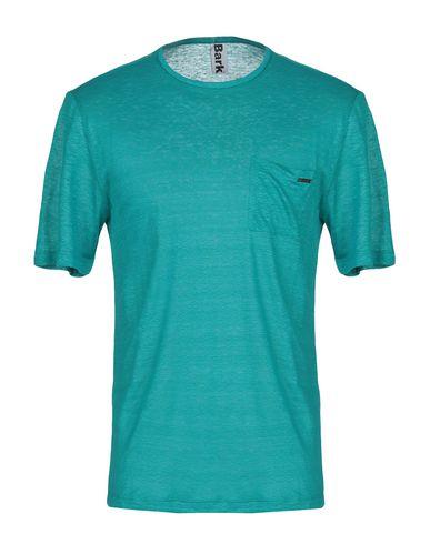 Купить Женскую футболку BARK изумрудно-зеленого цвета