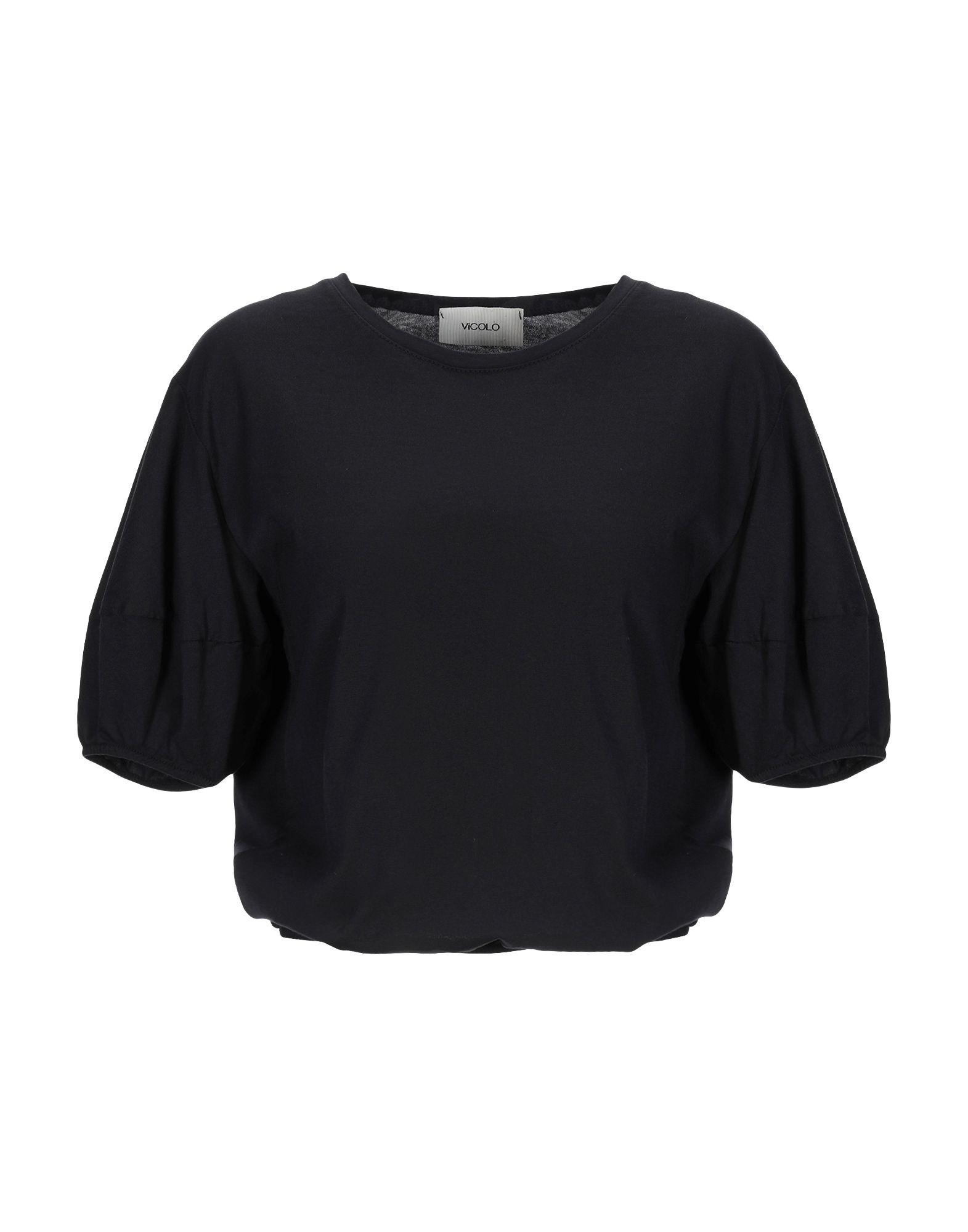 VICOLO Футболка vicolo trivelli футболка