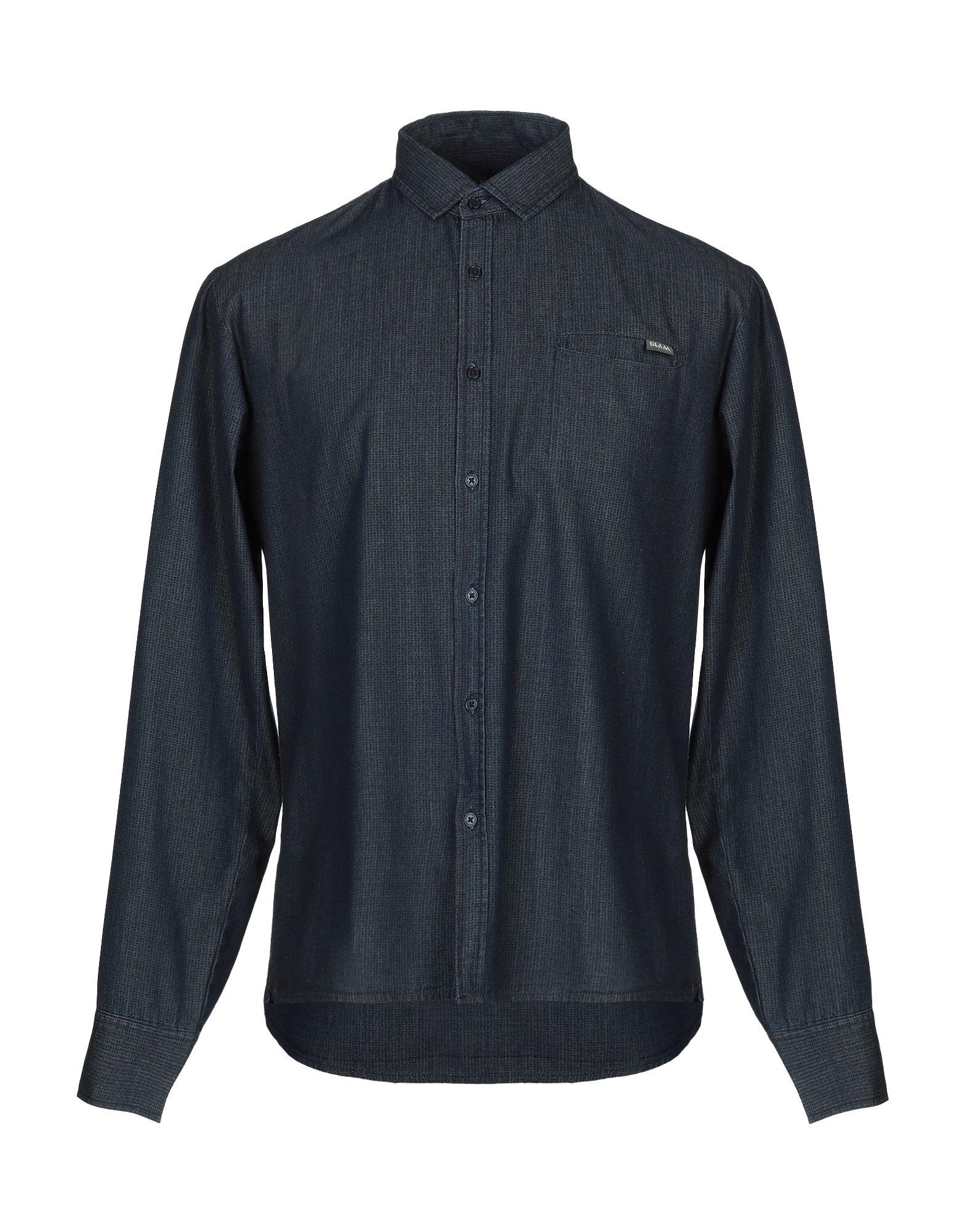 SLAM Джинсовая рубашка