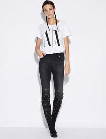 ARMANI EXCHANGE Skinny jeans [*** pickupInStoreShipping_info ***] d