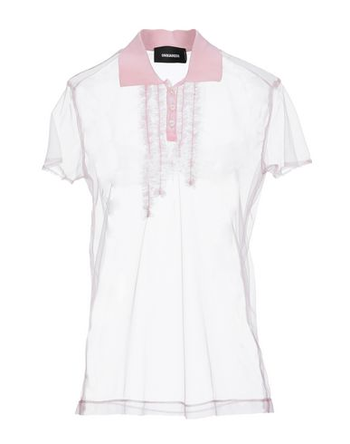 DSQUARED2 TOPWEAR Polo shirts Women