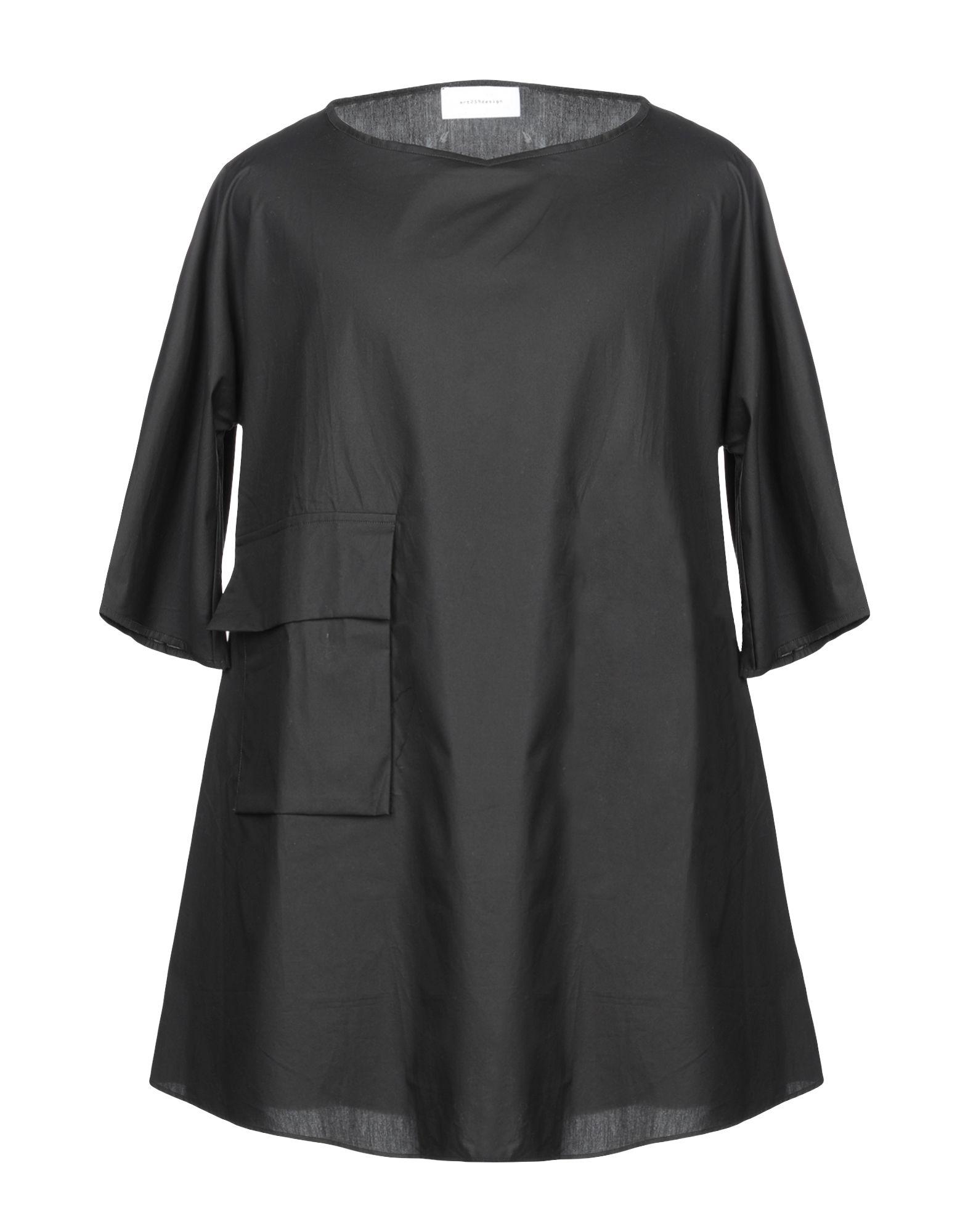 《送料無料》ART 259 DESIGN by ALBERTO AFFINITO メンズ T シャツ ブラック XS コットン 100%
