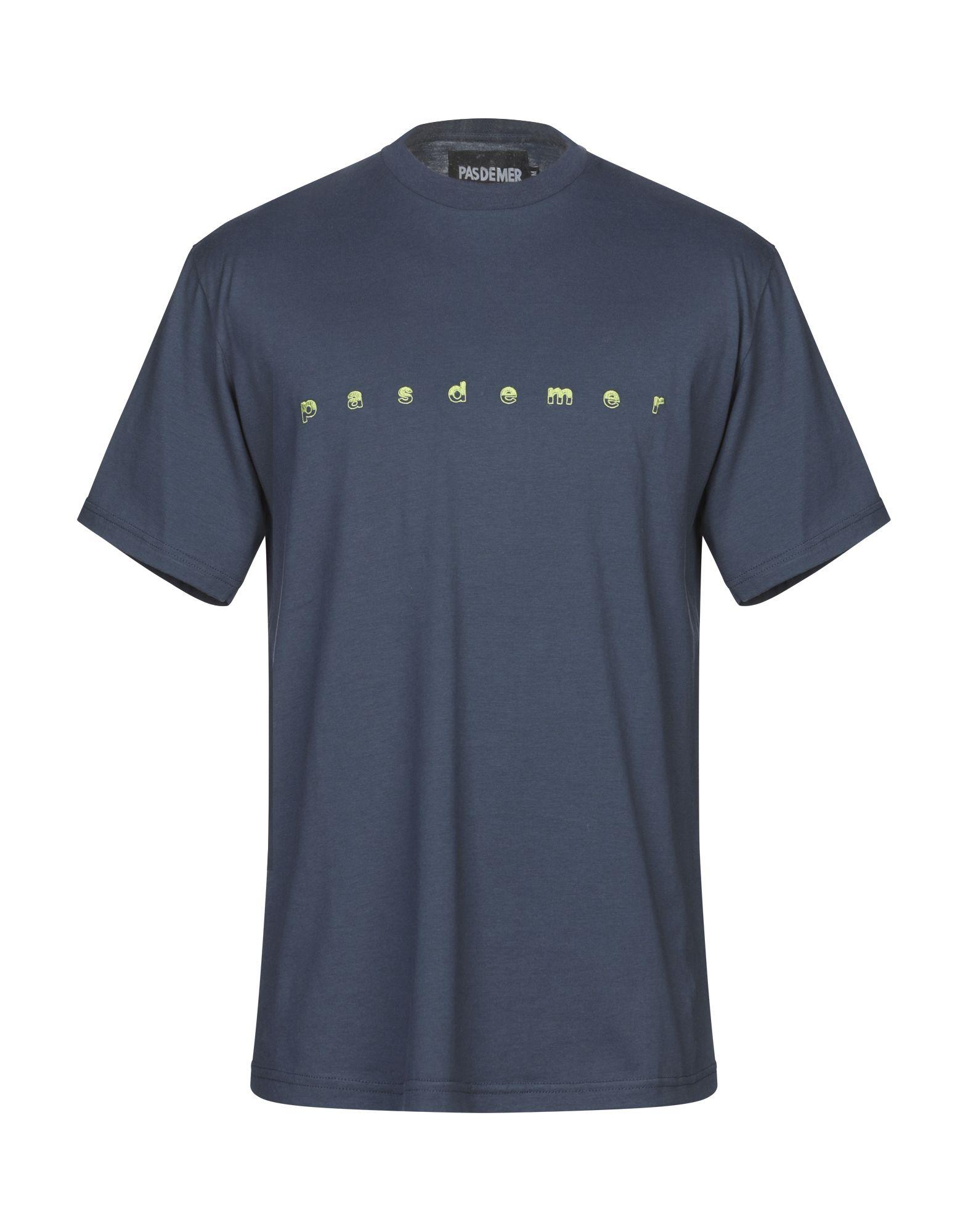 PAS DE MER Футболка футболка dc star campanula lemon mer