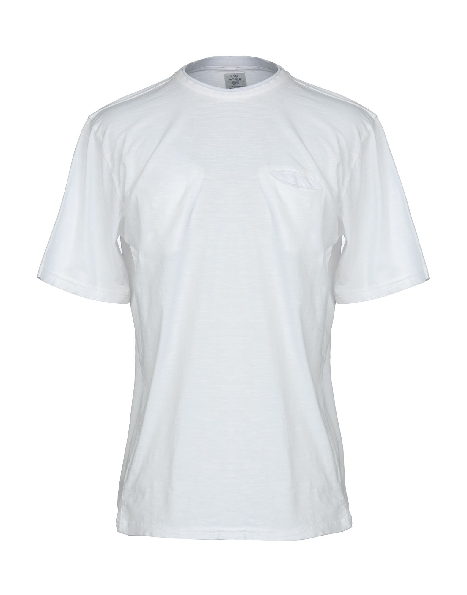 《送料無料》R3D W D メンズ T シャツ ホワイト S コットン 100%