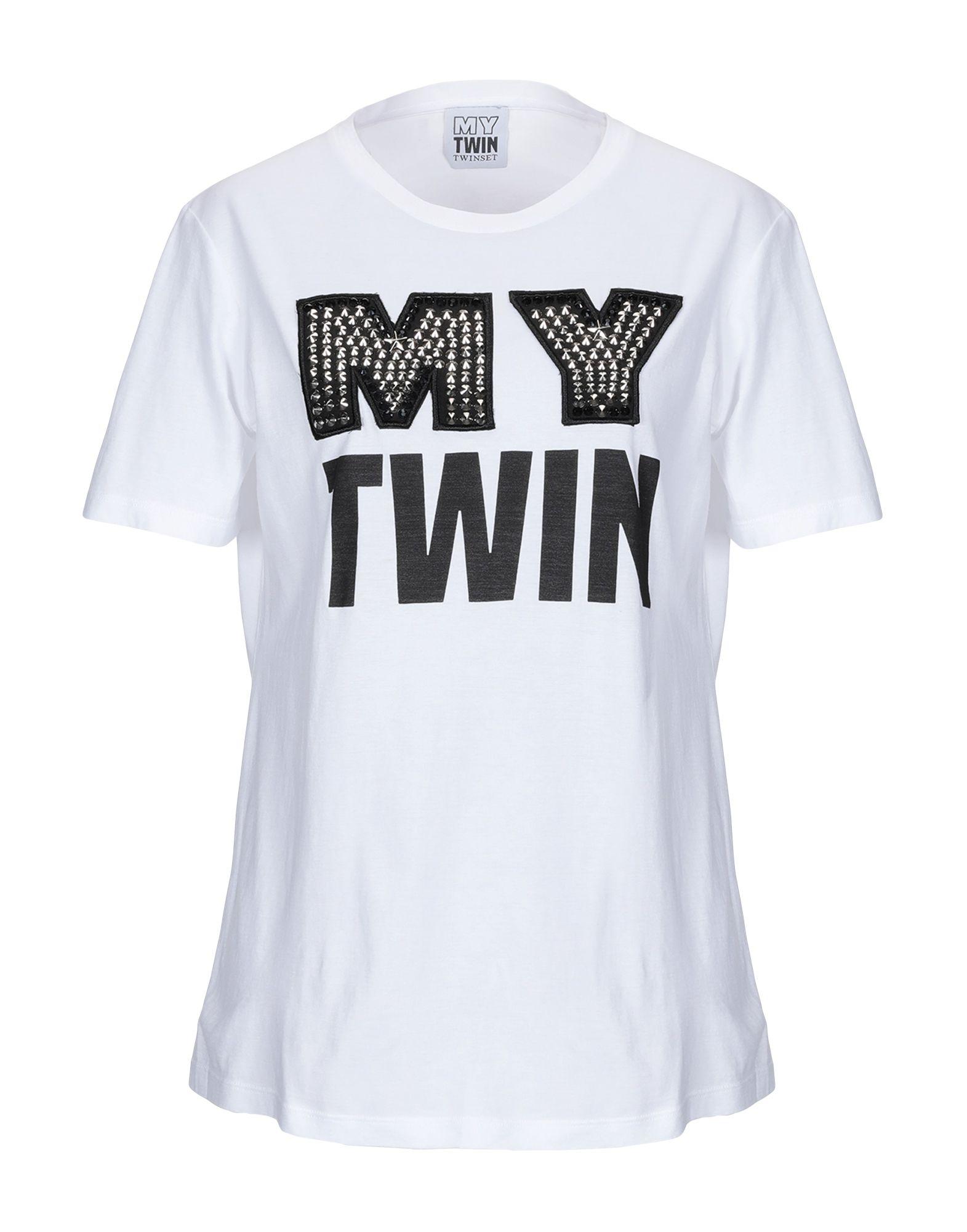 MY TWIN by TWIN SET Футболка twin set shoes classic twin set twin set shoes classic