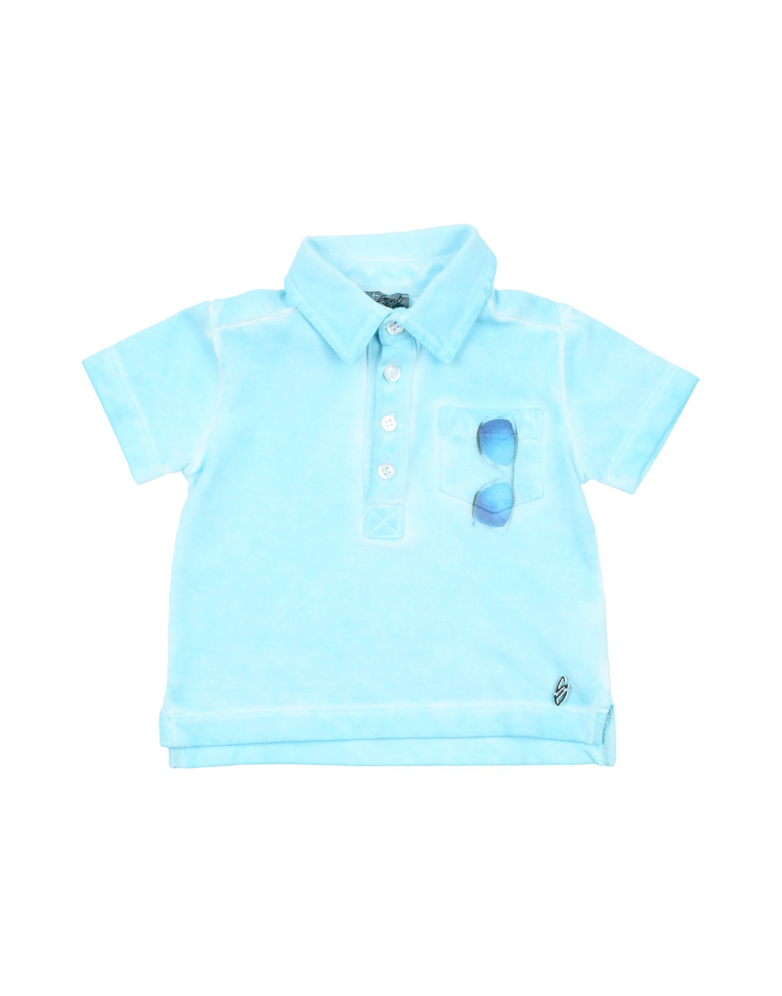 Grant Garçon Baby Kids' Polo Shirts In Green