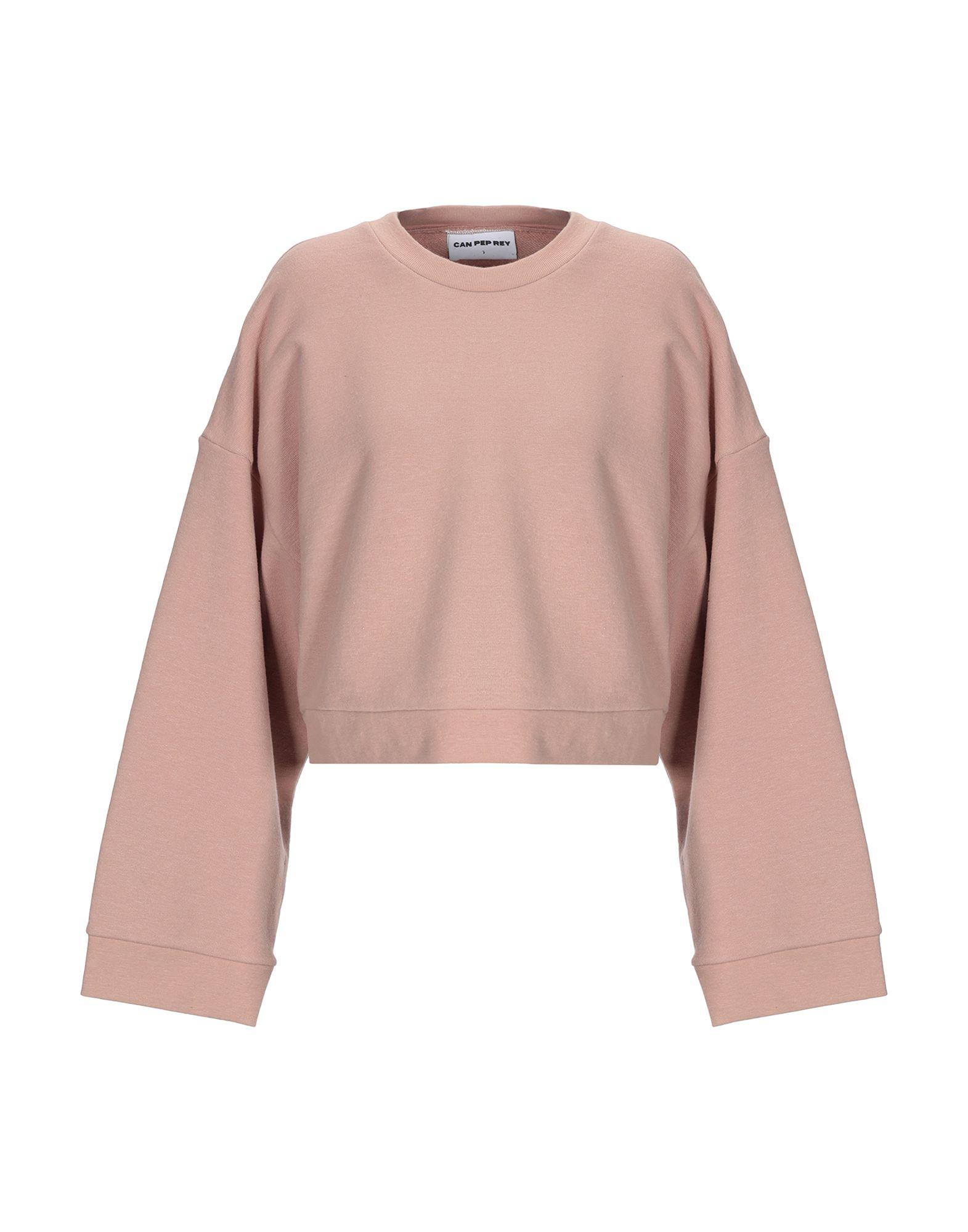 CAN PEP REY Толстовка drop shoulder pep hem blouse