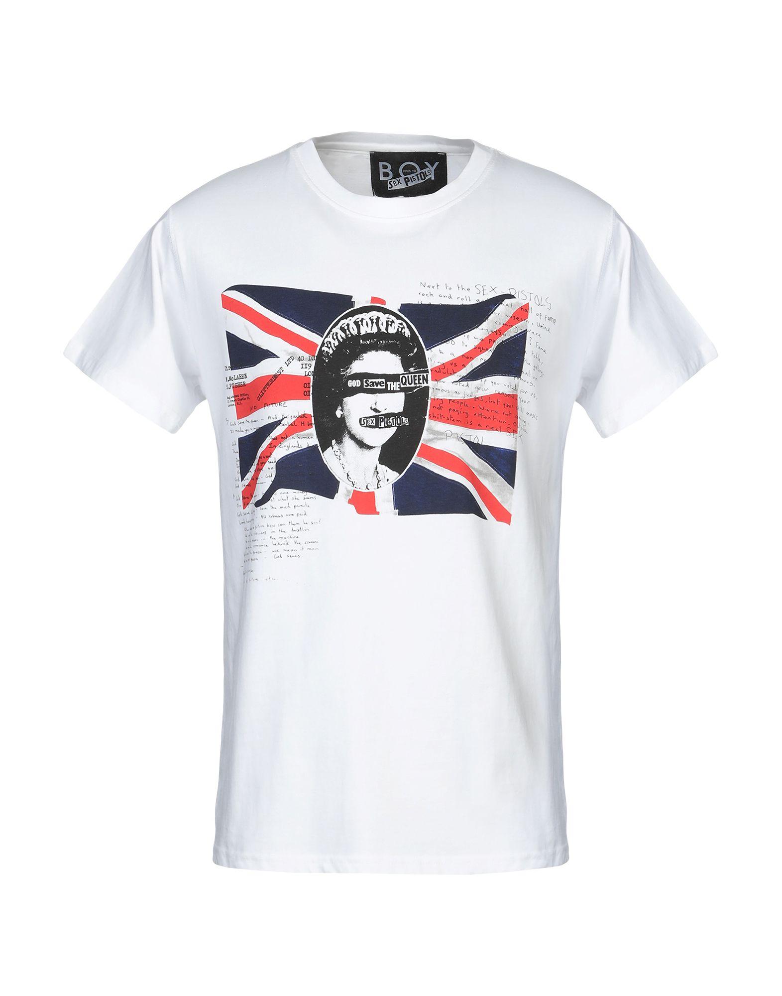 BOY LONDON Футболка boy london футболка