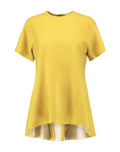 Купить Женскую блузку  желтого цвета